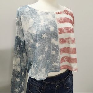 USA  GRAPHIC TEE
